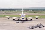 鈴鹿@風さんが、新千歳空港で撮影した全日空 747-481(D)の航空フォト(飛行機 写真・画像)