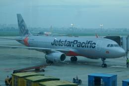 TUILANYAKSUさんが、タンソンニャット国際空港で撮影したジェットスター・パシフィック A320-232の航空フォト(飛行機 写真・画像)