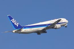 わんだーさんが、中部国際空港で撮影した全日空 767-381/ERの航空フォト(飛行機 写真・画像)