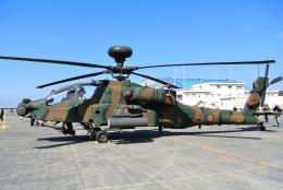 雲霧さんが、木更津飛行場で撮影した陸上自衛隊 AH-64Dの航空フォト(飛行機 写真・画像)