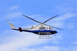 いっくんさんが、名古屋飛行場で撮影したティー・エム・シー・インターナショナル 412EPの航空フォト(飛行機 写真・画像)