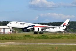 航空フォト:9M-MAB マレーシア航空 A350-900