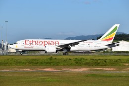 こじゆきさんが、クアラルンプール国際空港で撮影したエチオピア航空 787-8 Dreamlinerの航空フォト(飛行機 写真・画像)