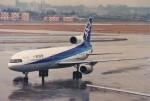 BTYUTAさんが、伊丹空港で撮影した全日空 L-1011-385-1 TriStar 1の航空フォト(飛行機 写真・画像)