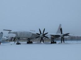 Smyth Newmanさんが、モニノ空軍博物館で撮影したソビエト空軍 Tu-95MSの航空フォト(飛行機 写真・画像)
