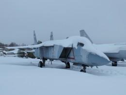 Smyth Newmanさんが、モニノ空軍博物館で撮影したロシア海軍 Yak-141の航空フォト(飛行機 写真・画像)