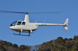 ブルーさんさんが、静岡ヘリポートで撮影した雄飛航空 R44 IIの航空フォト(飛行機 写真・画像)