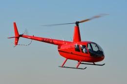 航空フォト:JA44CA 日本法人所有 R44
