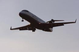 ゆう.さんが、成田国際空港で撮影したアイベックスエアラインズ CL-600-2B19 Regional Jet CRJ-100LRの航空フォト(飛行機 写真・画像)