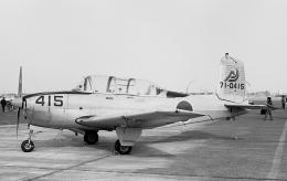 masahiさんが、入間飛行場で撮影した航空自衛隊 T-34A Mentorの航空フォト(飛行機 写真・画像)