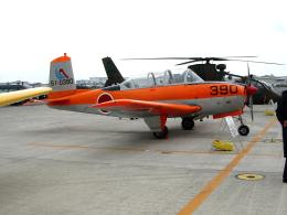 masahiさんが、静浜飛行場で撮影した航空自衛隊 T-34A Mentorの航空フォト(飛行機 写真・画像)
