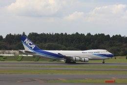 ゆう.さんが、成田国際空港で撮影した日本貨物航空 747-4KZF/SCDの航空フォト(飛行機 写真・画像)