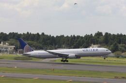 ゆう.さんが、成田国際空港で撮影したユナイテッド航空 767-424/ERの航空フォト(飛行機 写真・画像)