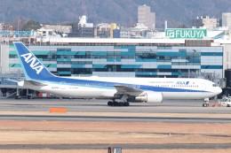 Gripen-YNさんが、伊丹空港で撮影した全日空 767-381/ERの航空フォト(飛行機 写真・画像)