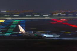 Kaaazさんが、スワンナプーム国際空港で撮影したミャンマー・ナショナル・エアウェイズ 737-86Nの航空フォト(飛行機 写真・画像)
