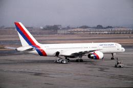 なごやんさんが、名古屋飛行場で撮影したロイヤル・ネパール航空 757-2F8の航空フォト(飛行機 写真・画像)