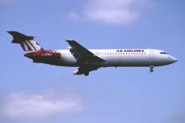 パール大山さんが、ロンドン・ガトウィック空港で撮影したABエアラインズ 111-510ED One-Elevenの航空フォト(飛行機 写真・画像)