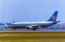 rokko2000さんが、伊丹空港で撮影した全日空 737-281/Advの航空フォト(飛行機 写真・画像)
