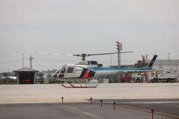 MIRAGE E.Rさんが、出雲空港で撮影した中日本航空 AS350B Ecureuilの航空フォト(飛行機 写真・画像)