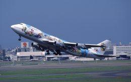 F-4さんが、羽田空港で撮影した日本航空 747-146B/SR/SUDの航空フォト(飛行機 写真・画像)