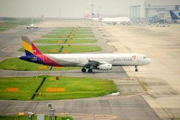 航空フォト:HL7713 アシアナ航空 A321