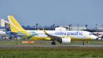 パンダさんが、成田国際空港で撮影したセブパシフィック航空 A320-271Nの航空フォト(飛行機 写真・画像)