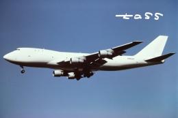 tassさんが、成田国際空港で撮影したUPS航空 747-121(A/SF)の航空フォト(飛行機 写真・画像)