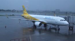 Rsaさんが、高雄国際空港で撮影したバニラエア A320-214の航空フォト(飛行機 写真・画像)