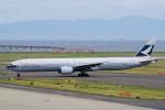 yabyanさんが、中部国際空港で撮影したキャセイパシフィック航空 777-367の航空フォト(飛行機 写真・画像)