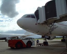 南国の防人さんが、シドニー国際空港で撮影したハーレクィンエア DC-10-30の航空フォト(飛行機 写真・画像)