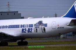 キットカットさんが、伊丹空港で撮影した全日空 767-381/ERの航空フォト(飛行機 写真・画像)