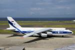 yabyanさんが、中部国際空港で撮影したヴォルガ・ドニエプル航空 An-124-100M Ruslanの航空フォト(飛行機 写真・画像)