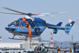 航空フォト:JA6781 愛知県警察 BK117