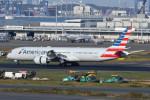 kuro2059さんが、羽田空港で撮影したアメリカン航空 787-9の航空フォト(飛行機 写真・画像)