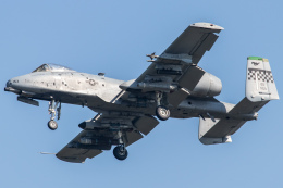 KANTO61さんが、烏山空軍基地で撮影したアメリカ空軍 A-10C Thunderbolt IIの航空フォト(飛行機 写真・画像)