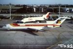 tassさんが、パリ オルリー空港で撮影したイベリア航空 727-256/Advの航空フォト(飛行機 写真・画像)