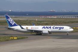 わんだーさんが、中部国際空港で撮影した全日空 767-316F/ERの航空フォト(飛行機 写真・画像)