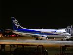 yutopさんが、伊丹空港で撮影したANAウイングス 737-54Kの航空フォト(飛行機 写真・画像)
