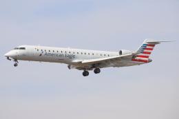 masa707さんが、ロサンゼルス国際空港で撮影したスカイウエスト CL-600-2C10 Regional Jet CRJ-700の航空フォト(飛行機 写真・画像)