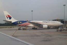 Rsaさんが、クアラルンプール国際空港で撮影したマレーシア航空 A330-223の航空フォト(飛行機 写真・画像)