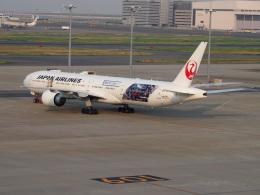セッキーさんが、羽田空港で撮影した日本航空 777-346/ERの航空フォト(飛行機 写真・画像)