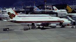 cathay451さんが、伊丹空港で撮影したタイ国際航空 A300C4-203の航空フォト(飛行機 写真・画像)