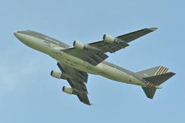 saoya_saodakeさんが、成田国際空港で撮影したアシアナ航空 747-48EMの航空フォト(飛行機 写真・画像)
