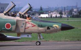 F-4さんが、横田基地で撮影した航空自衛隊 RF-4E Phantom IIの航空フォト(飛行機 写真・画像)