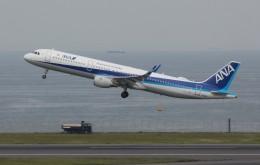 Rsaさんが、羽田空港で撮影した全日空 A321-211の航空フォト(飛行機 写真・画像)