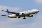 Y-Kenzoさんが、成田国際空港で撮影したユナイテッド航空 777-222/ERの航空フォト(飛行機 写真・画像)