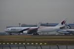 LEGACY-747さんが、成田国際空港で撮影したマレーシア航空 A330-323Xの航空フォト(飛行機 写真・画像)