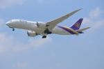 Blossomuserさんが、福岡空港で撮影したタイ国際航空 787-8 Dreamlinerの航空フォト(飛行機 写真・画像)