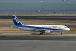 LEGACY-747さんが、羽田空港で撮影した全日空 A320-211の航空フォト(飛行機 写真・画像)