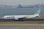 LEGACY-747さんが、羽田空港で撮影したAIR DO 767-381の航空フォト(飛行機 写真・画像)